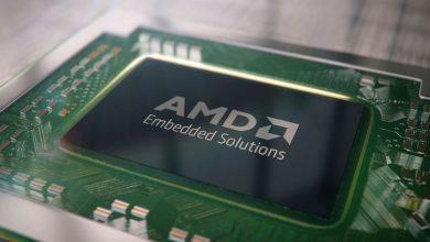 تصویر از پردازندههای توکار شرکت AMD سری R1000 رونمایی شد