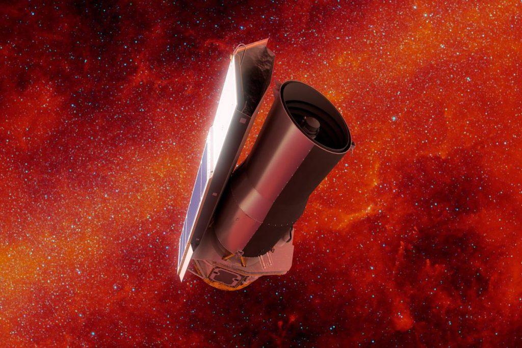 تلسکوپ اسپیتزر