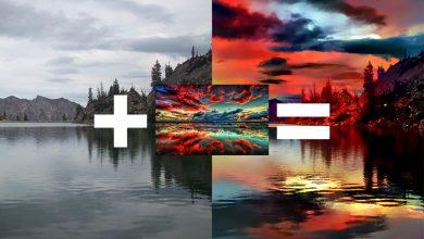 تصویر از فناوری انتقال رنگ ادوبی