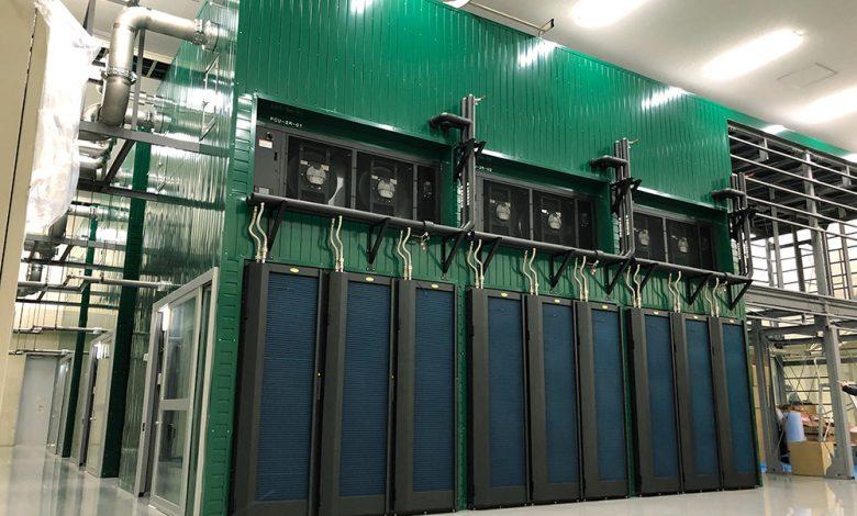 ساخت سریع ترین ابر کامپیوتر جهان توسط ژاپن