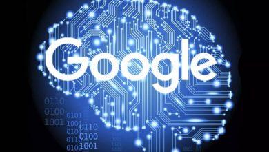 تصویر از تمرین هوش مصنوعی گوگل در گوشی کاربران
