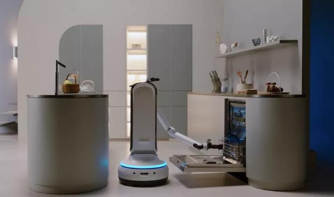 ربات Bot Handy سامسونگ