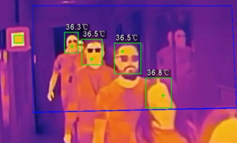 استفاده از هوش مصنوعی برای تشخیص چهره افراد از پشت دیوار